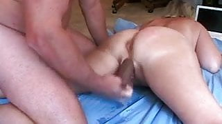 Husband Making Her Cum Over And Over